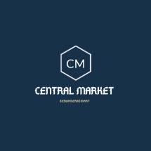 Logo Central Market CM