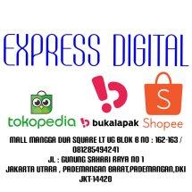 Logo EXPRESS DIGITAL