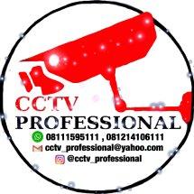 Logo cctv professional