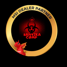 Logo santikacomp