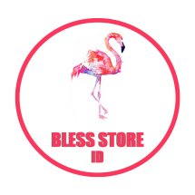 Logo Bless Store ID