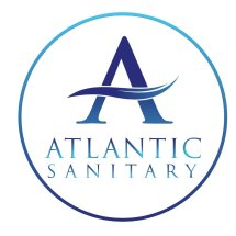 Logo atlantic sanitary