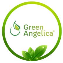 Green Angelica Shop Indo Logo