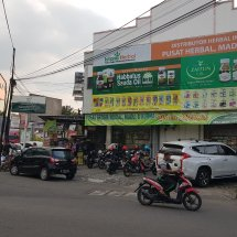Herbal Online Asli Murah Logo