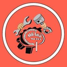 Logo Aldi jaya motor