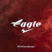 """Logo EAGLE """"Sepatu / Sandal"""""""