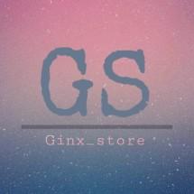 ginx_store Logo