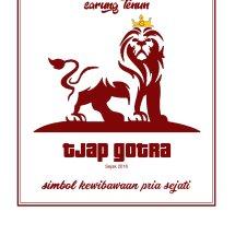 Sarung Tenun, Tjap Gotra Logo