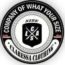 Claressa cloth Logo