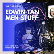 Edwin Tan Men Stuff Logo