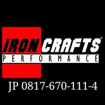 Ironcrafts Exhaust JKT Logo