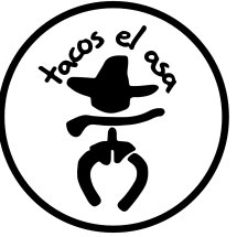 Logo Tacos El Asa