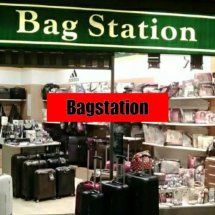 Bags and Luggage Station Logo
