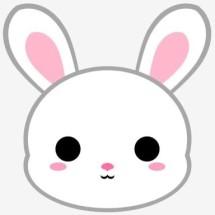 Logo preloved bunny