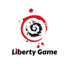 Suyanto//Liberty Game Logo
