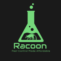 Racoon Official Logo