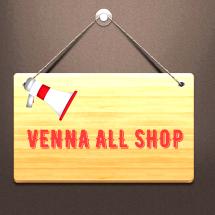 Logo Venna all shop