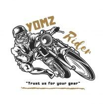 Logo YOMZ Rider