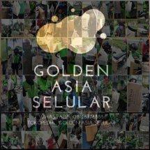 Logo Golden Asia Selular