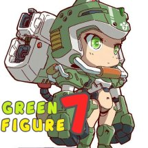 Logo Greenfigure7
