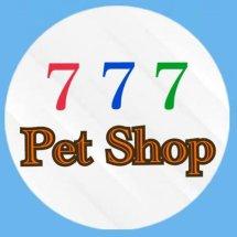 Logo 777 PETSHOP