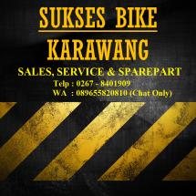 Sukses Bike Shop Logo