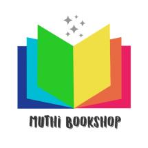 Muthi Bookshop Logo