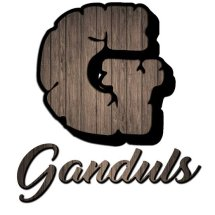 Logo GANDULS OFFICIAL STORE