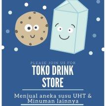 Logo Toko Drink Store