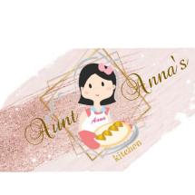 Logo Aunt Anna's Kitchen