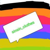 sinsin_clothes Logo