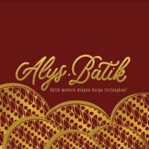 Logo alys.batik