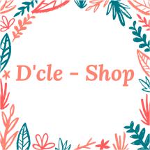 Logo D'cle - Shop