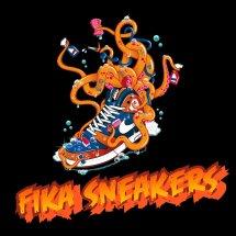 Logo Fika-Sneaker