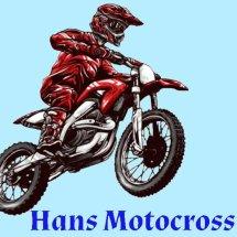 Logo Hans motocross