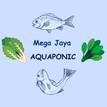 Logo mega jaya aquaponic