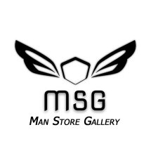Man Store Gallery Logo