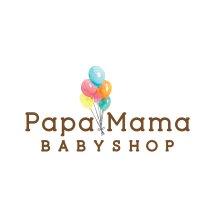 Logo Papamama Baby Tangerang