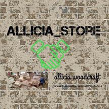 Logo Allicia_store