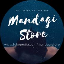 Mandagi Store Logo