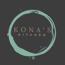Logo Kona's Kitchen