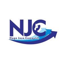 Logo Naga Jaya Computer
