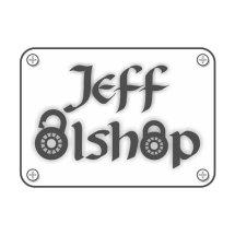 Logo Jeff Olshop