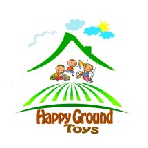 Logo Happy Ground Toys