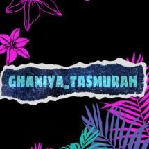 Logo GHANIYA_TASMURAH