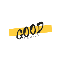 Logo good choice 12