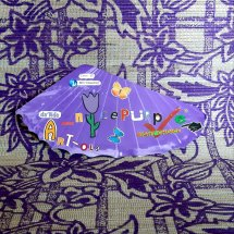 Logo DANDE NICEPURPLE ARTOLS
