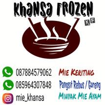 Logo Khansa Frozen