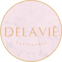 Logo Delavie Patisserie