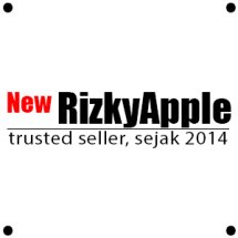New Rizkyapple Logo
